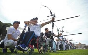 Bedensel Engelliler Okçuluk Türkiye Şampiyonası
