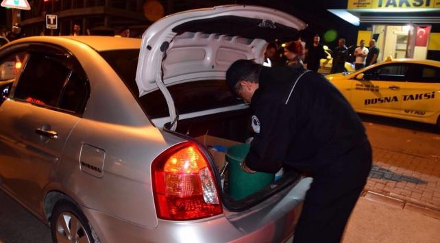 Bursada 200 polisle dev operasyon