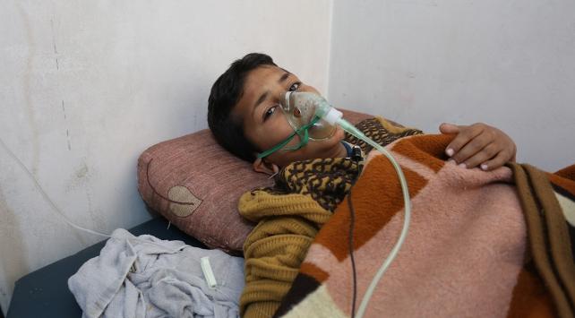 Doğu Guta kimyasal silah katliamının 6. Yılı