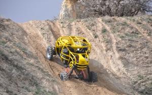 Tornacıdan 3 şanzımanlı ve LPGli arazi aracı