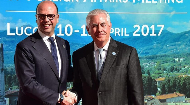 G7 Dışişleri Bakanları Toplantısı başladı