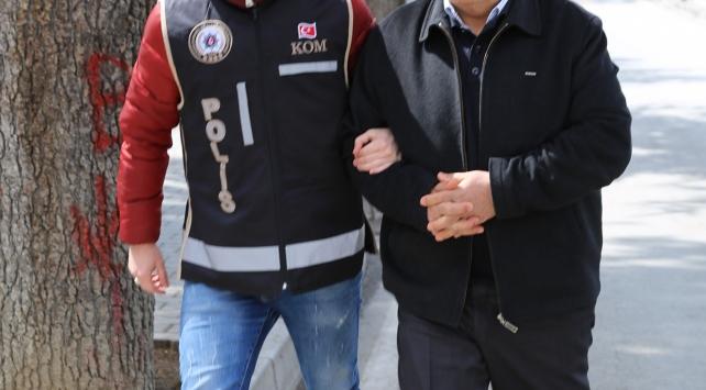 İzmirde terör operasyonu: 11 gözaltı