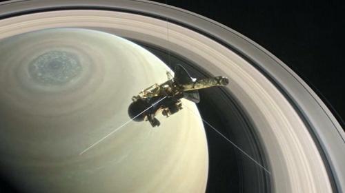 Satürnün uydusunda yaşam kanıtları bulundu