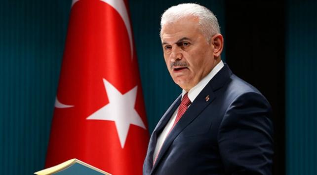 Başbakan Yıldırım, ABD Savunma Bakanıyla görüştü
