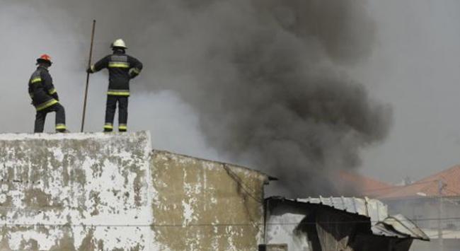 Portekizde uçak kazası: 5 ölü