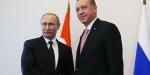 Rusya Devlet Başkanı Putinden Cumhurbaşkanı Erdoğana tebrik telefonu