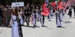 39. TRT Uluslararası 23 Nisan Çocuk Şenliği korteji düzenlendi