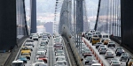 15 Temmuz Şehitler Köprüsünde serbest geçiş çalışmaları başlıyor