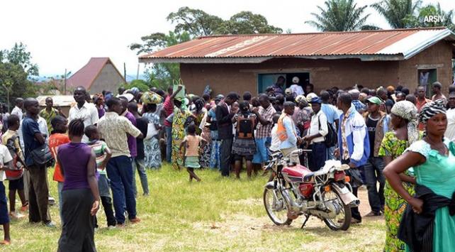 Kongoda 17 toplu mezar daha bulundu
