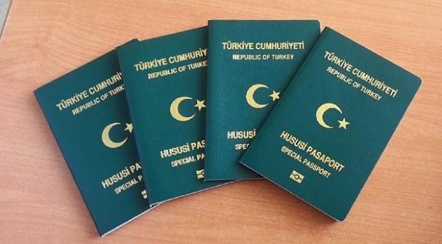 Yeşil pasaport vize sorununu ortadan kaldırdı