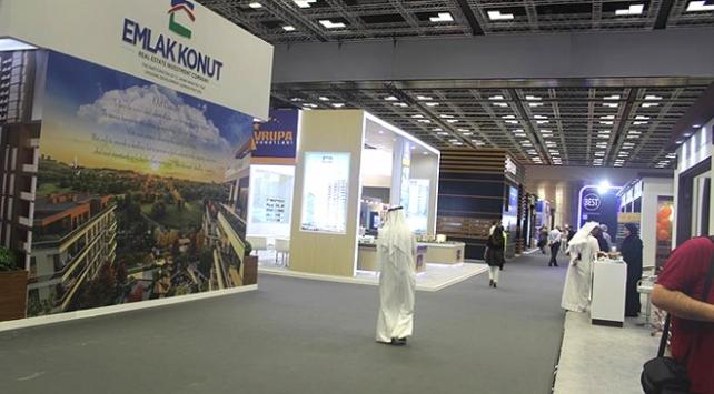 Emlak GYO Katarda projelerini tanıttı