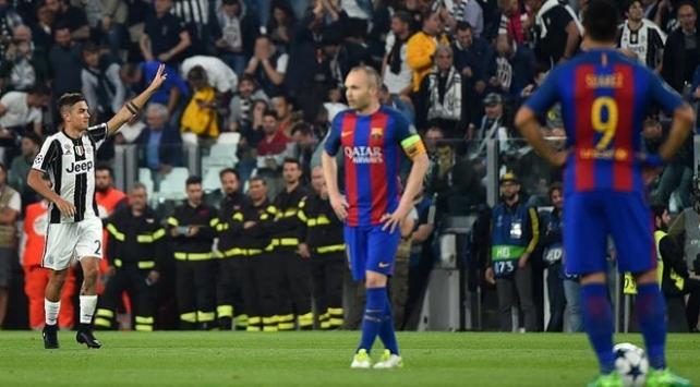 Yarı finali yükselen Juventus İtalyan basınında