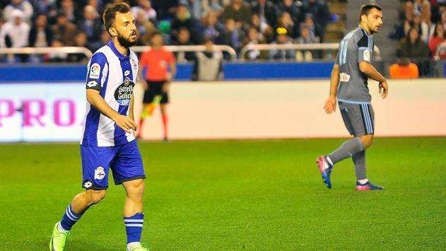 Deportivoda Emre Çolak tartışması