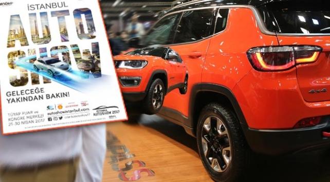 İstanbul Autoshow 2017 kapılarını açıyor