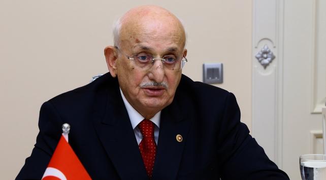 TBMM Başkanı Kahraman, Büyükelçi Hireyciyi kabul etti