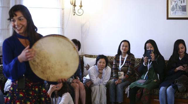 Herkes İçin Masallar Festivalinin açılışı yapıldı