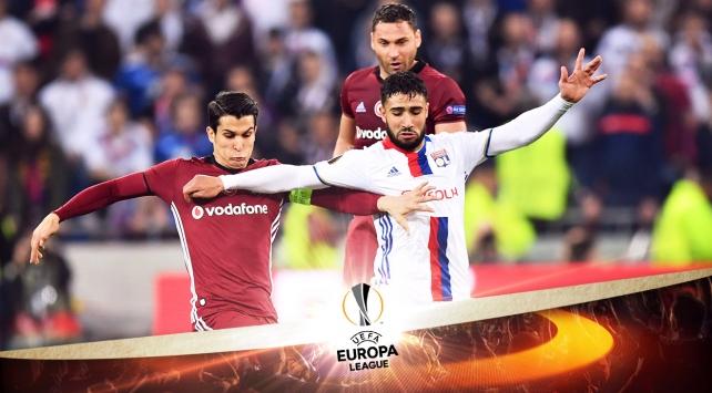 Beşiktaş - O.Lyon maçının ilk 11leri belli oldu
