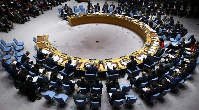 ABDden Filistin konusunu BMGK gündeminden düşürme çabası