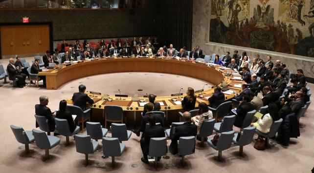 Güvenlik Konseyi Kuzey Kore'yi Uyardı