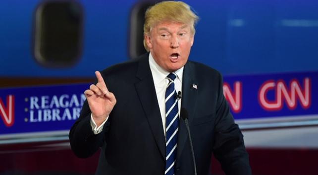 Trump, İran'a Resti Çekti