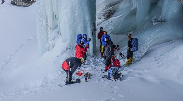 Milli Dağcı Fındık Erek Dağına tırmandı