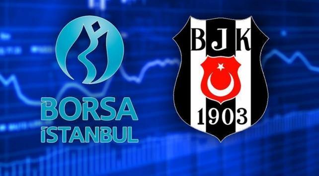 Beşiktaş hisseleri Lyon ile düştü