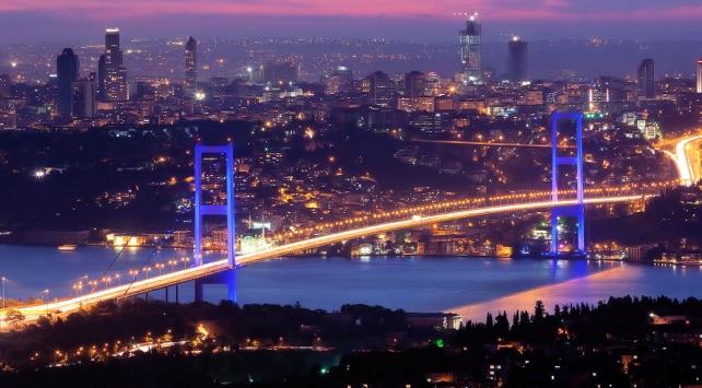 İstanbul, dünyanın her yerinden milyonlarca turisti ağırlıyor