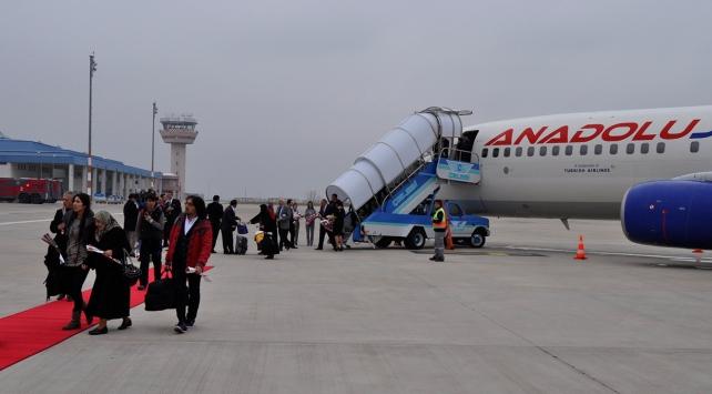 THYnin Erzincan-Sabiha Gökçen seferleri başlıyor