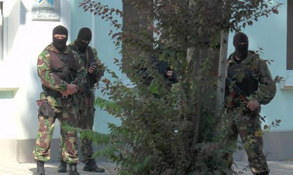 Rusyada istihbarat binasına saldırı