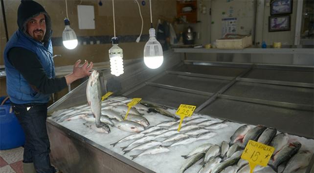 Kıyı balıkçılarını kötü hava vurdu