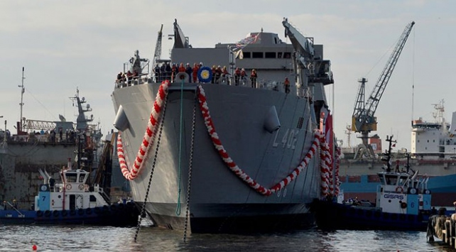 Donanmanın gücüne güç katacak Bayraktar geliyor