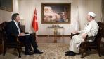 Diyanet İşleri Başkanı Görmez TRT Habere konuk oldu