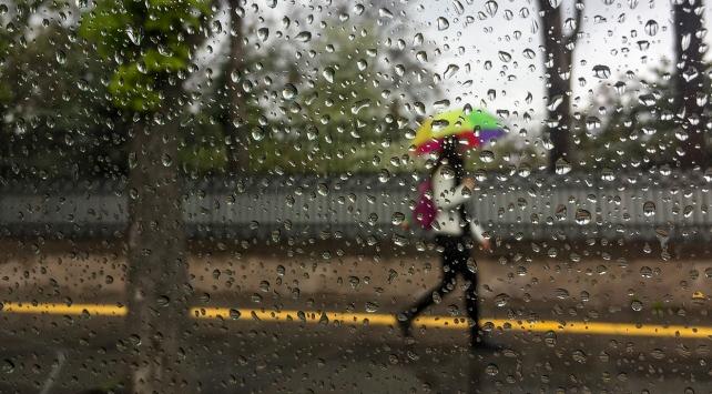 Meteorolojiden 11 ile kuvvetli yağış uyarısı