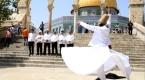 Kudüs sokaklarında Miraç Kandili coşkusu