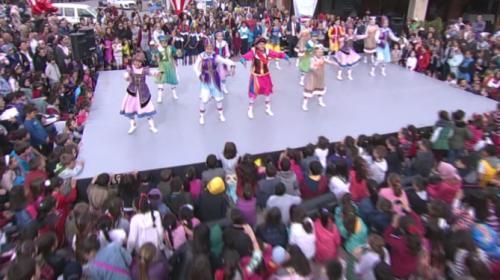 TRT tarafından 39uncusu düzenlenen Uluslararası 23 Nisan Çocuk Şenliği