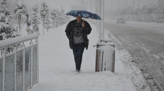 Meteoroloji uyardı! Sağanak ve kar etkili olacak