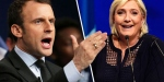Macron ve Le Penden kıyasıya mücadele