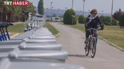 Kalp dostu bisiklet