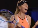 Sharapova 15 aylık cezadan sonra kortlara dönüyor