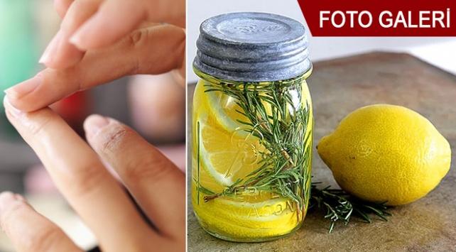 Limonun bilmediğiniz 13 farklı kullanım alanı