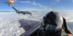 İHAlar tespit etti savaş uçakları vurdu