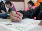 Merkezi ortak sınavların birinci gün oturumları sona erdi