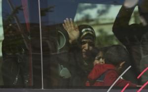 Iraklılar ülkelerine geri dönüyor