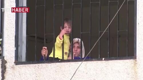 El-Babda binlerce öğrenci sınıflarına döndü