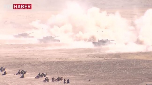 Güvenlik güçleri teröristlere nefes aldırmıyor