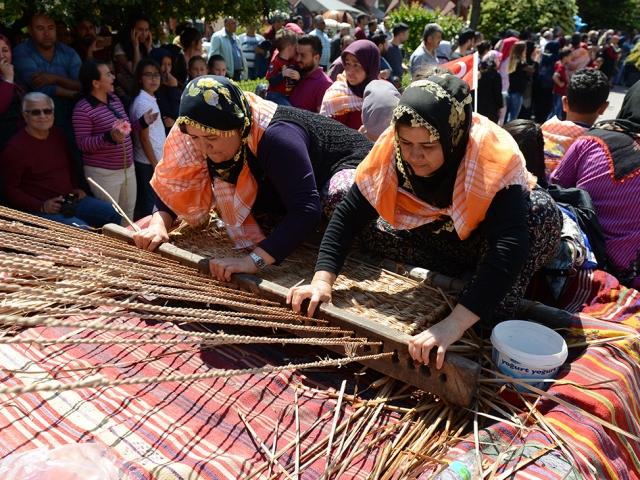 Türkmenlerin göçü canlandırıldı