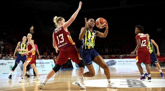 Kadınlar Basketbol Liginde yarı final heyecanı