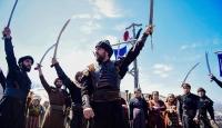 """Lübnan'daki gösterilere """"Diriliş Ertuğrul"""" müziği damga vurdu"""