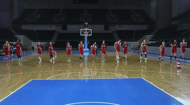 A Milli Kadın Basketbol Takımının aday kadrosu açıklandı