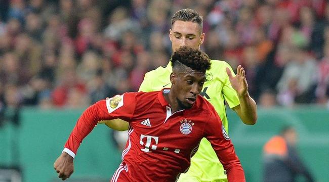 Coman 3 yıl daha Bayern Münihte